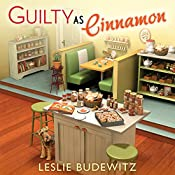 Guilty as Cinnamon: Spice Shop Mystery, Book 2 | Leslie Budewitz