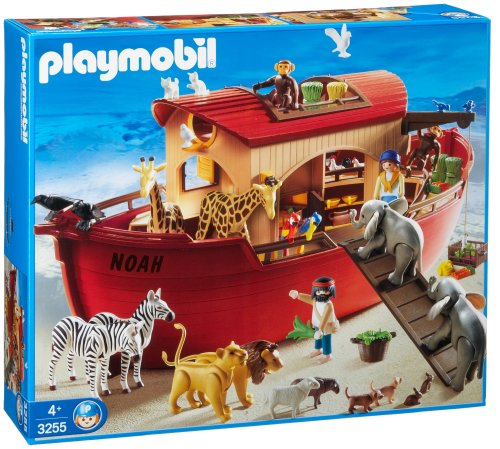 playmobil arche de noe. Black Bedroom Furniture Sets. Home Design Ideas