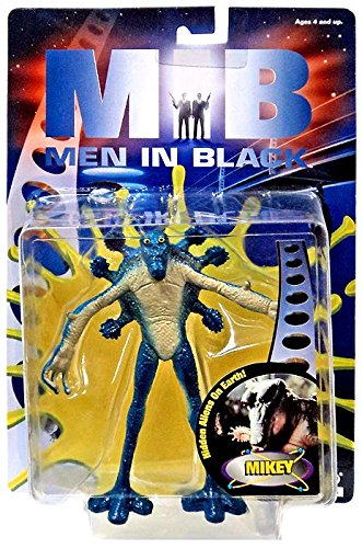 Men in Black Mikey Hidden Aliens on Earth - 1