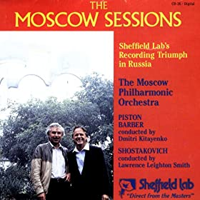 The Moscow Sessions I