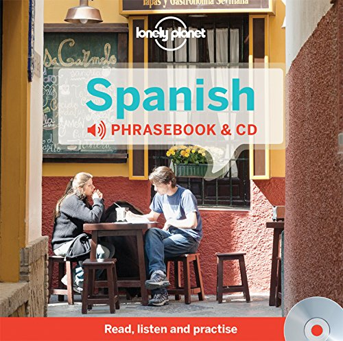 Lonely Planet Spanish Phrasebook and Audio CD (PHRASEBOOKS)
