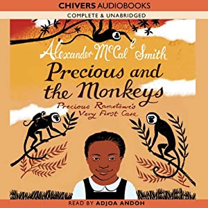 Precious and the Monkeys Audiobook