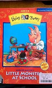 Living books little monster at school