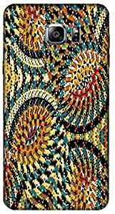 Timpax Slip-resistant, stain-resistant and tear-resistant Hard Back Case Cover Printed Design : Life is colourful.Specifically Design For : Samsung Galaxy Note 5 ( N920G )