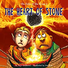 The Heart of Stone (The Fate of the Elves 2) Audiobook by Peter Gotthardt Narrated by Jed Odermatt
