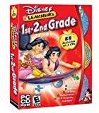Disney's 1st & 2nd Grade Bundle (Pixar 1st Grade, Secret Keys, and Aladdin Reading Quest)