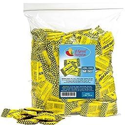Abba Zaba Mini Bars, 2 LB (Appx. 60 Bars) Bulk Candy