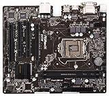 ASRock マザーボード (HASWEL対応) B85 M-ATX USB3.0 B85M