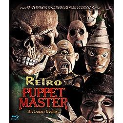 Retro Puppet Master Blu-ray [Blu-ray]