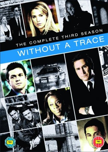 Without A Trace - Season 3 [UK Import]