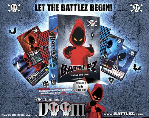 Battlez - Ultimate Collectible Trading Card Game - Like Pokemon / Yu Gi Oh