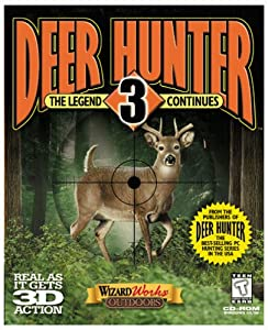 Deer Hunter 3 - PC