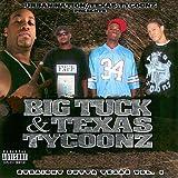echange, troc Big Tuck, Texas Tycoonz - Straight Outta Texas 1
