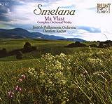 echange, troc  - Bedrich smetana œuvres pour orchestre (intégrale)