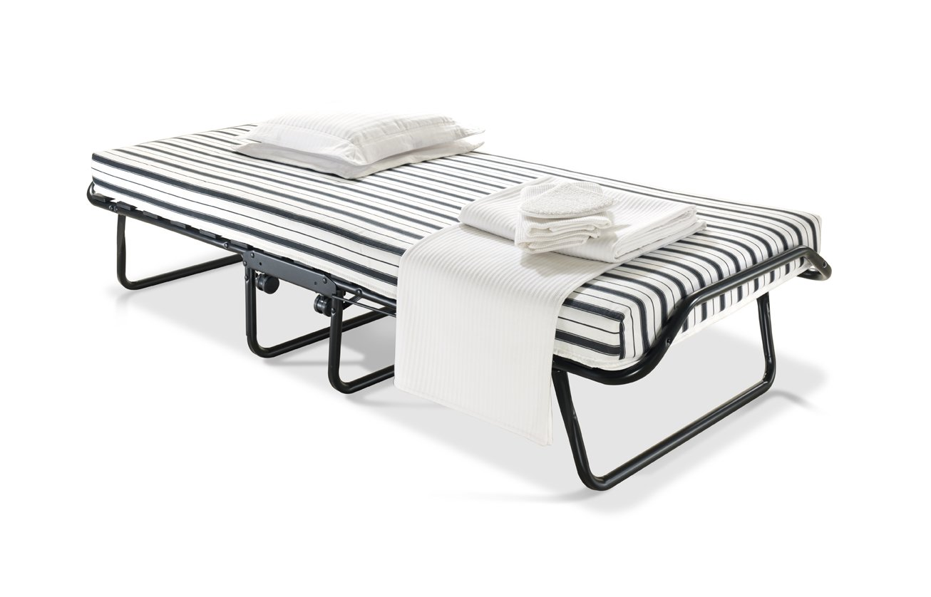 JAY BE Liberty Single Folding Bed with Airflow Mattress, Auto Legs and Castors       review and more news