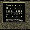 Spiritual Disciplines for the Christian Life Audiobook by Donald Whitney Narrated by Grover Gardner