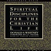Spiritual Disciplines for the Christian Life | [Donald Whitney]