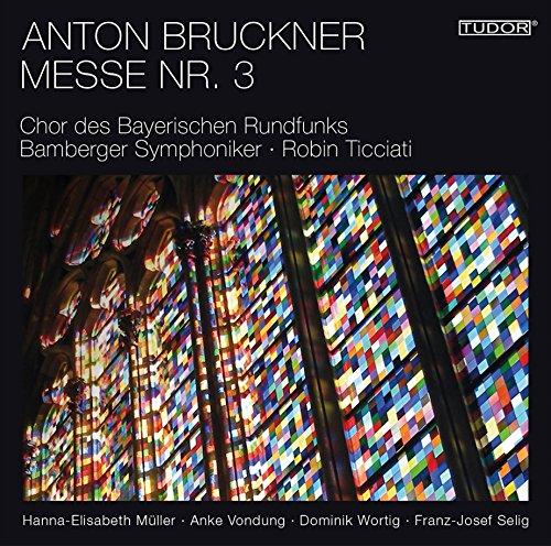 SACD : BRUCKNER - Mass 3 In F Minor