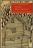 Homage to Mistress Bradstreet: Drawings by Ben Shahn (0374172528) by Berryman