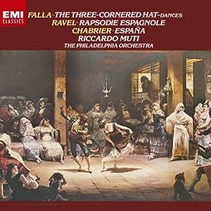 Riccardo Muti - El Sombrero De Tres Picos - Amazon.com Music