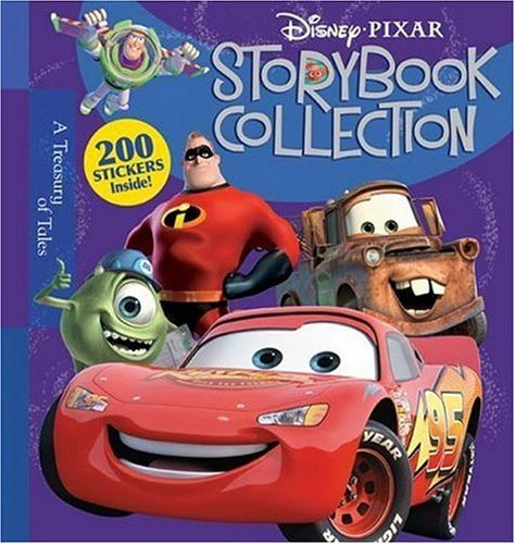 Disney-Pixar Storybook