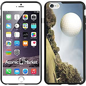 Golf Ball In Air Case / Cover For Iphone 6 Plus 6S Plus 5.5 Inch by Atomic Market