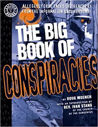 Big Book of Conspiracies (Factoid Books) written by Doug Moench