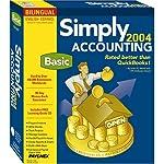 Simply Accounting Basic 2004 (Bi-Lingual)
