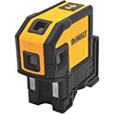DEWALT DW0851 Self-Leveling Spot Beams & Line Laser Level