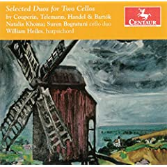12 Canons melodieux, ou 6 sonates en duo: Sonata in G Minor, TWV 40:119 (arr. for 2 cellos): II. Larghetto