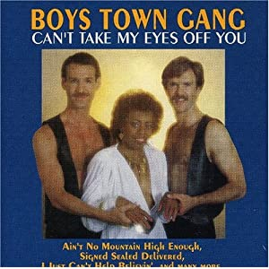 amazoncojp boys town gang cant take my eyes off you ����