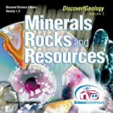 Discover! Geology Minerals Rocks and Resources: A Complete Interactive Guide (Volume 2)