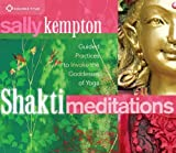 Shakti Meditations: Guided Practices to Invoke the Goddesses of Yoga by Sally Kempton ( 2013 ) Audio CD