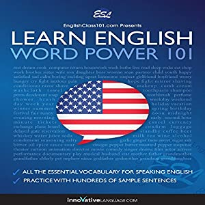 Learn English: Word Power 101 Audiobook