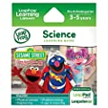 LeapFrog Learning Game: Sesame Street Solve it with Elmo (for LeapPad Tablets and LeapsterGS) from Leapfrog