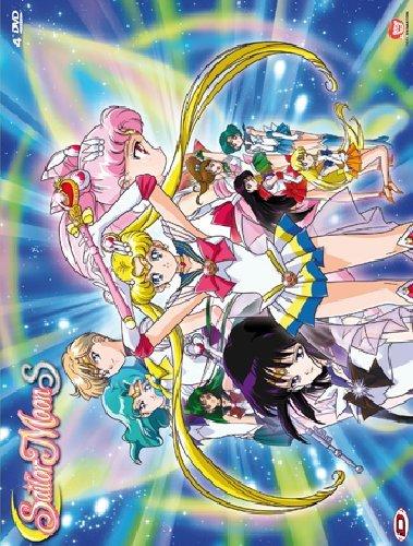 Sailor Moon S Box #02 (Eps 108-127) (4 Dvd) [Italian Edition]