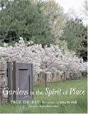 img - for Gardens in the Spirit of Place book / textbook / text book