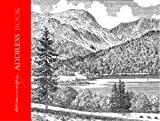 Wainwright Address Book (0711225141) by Wainwright, A.