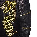 Killer-Croc-Suicide-Squad-Waylon-Jones-Biker-Black-Cowhide-Leather-Jacket
