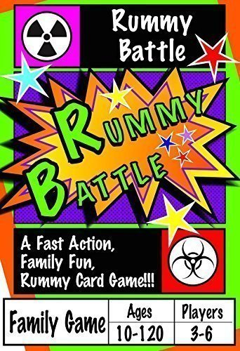 Rummy Battle Card Game