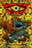 img - for SHARK ATTACK (Super Eye Adventure, No 4) book / textbook / text book