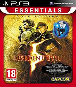 Resident Evil 5 - gold édition/collection essentials