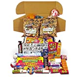 Best Retro Sweets Cartoon Box Selection, Packed Full Of...