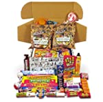 Best Retro Sweets Cartoon Box Selecti...