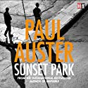 Sunset Park Audiobook by Paul Auster Narrated by Paul Auster