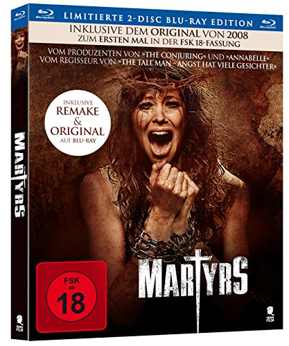 Martyrs - Original & Remake [2-Disc Blu-ray-Box mit O-Card]