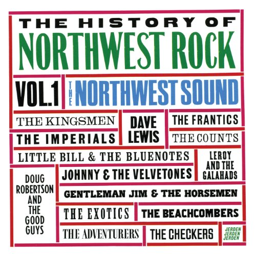 The History of Northwest Rock, Vol. 1