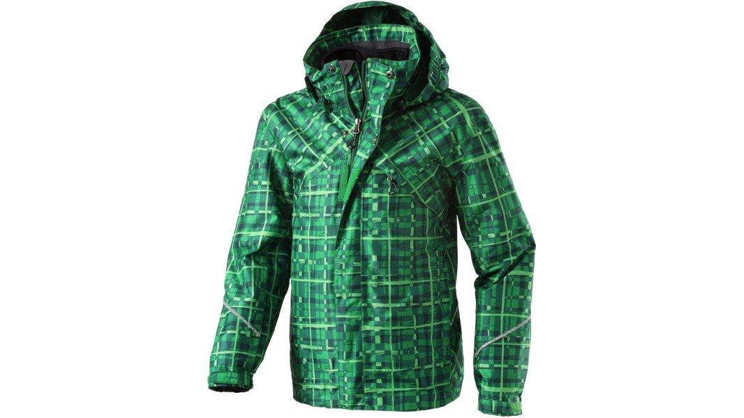 McKinley Greenlaw Winter Doppeljacke Kids Kinder 3in1 Jacke Green Dark günstig kaufen