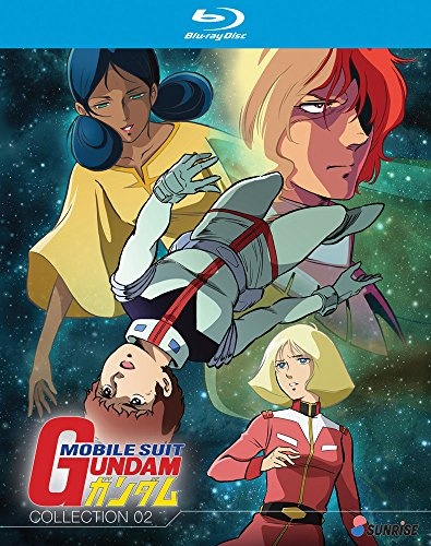 Mobile Suit Gundam (First Gundam) Part 2 Blu-Ray Collection