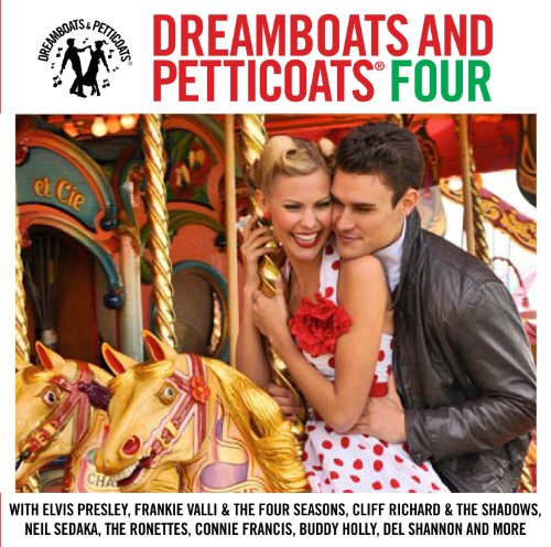 Various Artists - Dreamboats And Petticoats Four - Zortam Music
